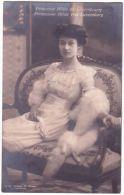 Princesse HILDA De Luxembourg -ed.verlag Hofphot Ch Grieser - Koninklijke Familie