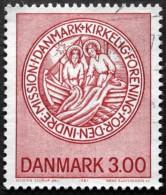 Denmark 1987 Innere Mission  / Inner Mission /Mission Intérieure MiNr.904  ( O)   ( Lot  A 1201  ) - Oblitérés