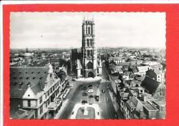 GENT GAND Cpsm Eglise St Bavon        461 Echt Foto - Gent