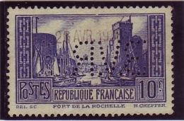 Perforé  BVR  / N° 261 - France