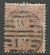G-BRETAGNE N� 25 FILIGRANE ( C ) OBL
