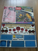 MECCANO - VEHICULES ROUTIERS , r�f 203N, compl�te