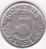 5960A ROMANIA,ROUMANIE,Rumänien  -- 5 LEI -- 1995  -- - Rumänien