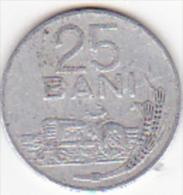 5962A ROMANIA,ROUMANIE,Rumänien  -- 25 BANI -- 1982 -- - Rumania