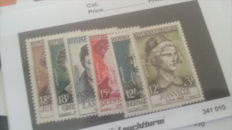 LOT 247138 TIMBRE DE FRANCE NEUF** LUXE
