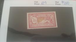 LOT 247168 TIMBRE DE FRANCE NEUF** N�121 VALEUR 110 EUROS