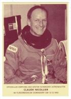 Théme // Astronaute // Astronaute Suisse Claude Nicolier - Célébrités