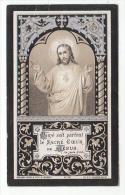Décès Jeanne ROCK En Religion Soeur Sophie Dudelange 1859 Bellefontaine (province De Luxembourg) 1897 - Devotion Images