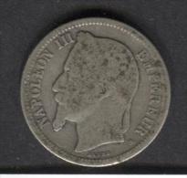 KM 806.2  - **** Frankrijk (France) 1870 BB  **** - H. 1 Franco