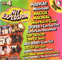 * LP *  HIT EXPLOSION Vol.4 - LUCIFER / PUSSYCAT / KAYAK / IKE & TINA TURNER / EAGLES A.o. - Compilaties