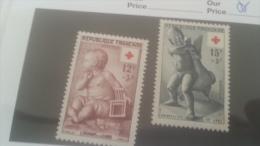 LOT 247186 TIMBRE DE FRANCE  NEUF** LUXE