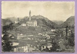 Artegna (UD) - Panorama - 1955 - Viaggiata - Autres Villes