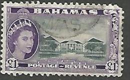 BAHAMAS N� 162 OBL