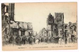 I2389 Ypres Ieper - La Grande Guerre - Les Halles / Non Viaggiata - Ieper