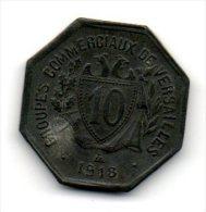 VERSAILLES - Monetary / Of Necessity
