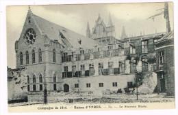 I2392 Ypres Ieper - La Grande Guerre - Le Nouveau Musée / Non Viaggiata - Ieper