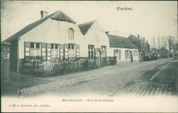 AK Bouchout, Heuvelstraat, Rue De La Colline, Um 1905 - Boechout