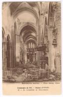 I2393 Ypres Ieper - La Grande Guerre - La Cathedrale De Saint Martin / Non Viaggiata - Ieper