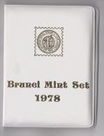 Brunei Mint Set 1978 - Brunei