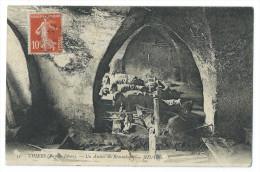 THIERS (Puy-de-Dôme) Un Atelier De Rémoulage - Animée - Thiers