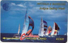 ANTIGUA & BARBUDA  Sailing Week EC$20 - 13CATB - Antigua And Barbuda