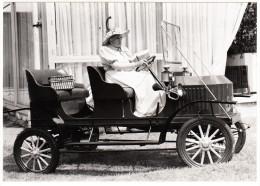 ANTIEKE  AUTO : 'Stanley Steamer' (nagebouwd Op Ware Grootte)   - Holland - Auto's