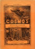 COSMOS - Revue Des Sciences Et De Leur Applications - N° 485  - 1894 - Books, Magazines, Comics