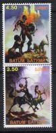 Tim 204 Batum Centaure Guerrier Warrior Centaurus - Modernos