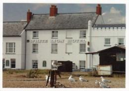 Postcard - Aldeburgh White Lion Hotel, Suffolk. A