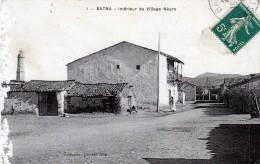 Batna Interieur Village Negre 1912 - Batna