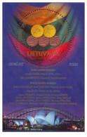 Lituania - 2000 - Nuovo/new - Olimpiadi - Mi Block 21 - Litouwen