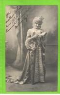 Andr�e Lys 1912 Th�atre royal d�Anvers,   autographe