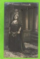 Lystiane Doriani  in �Salammbo�, Falcon Th�atre Royal d�Anvers   1913 autographe