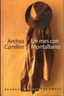 """""""UN MES CON MONTALBANO"""" AUTORA ANDREA CAMILLERI- EDIT.EMECÉ- AÑO 2000 PAG.326-USADO-GECKO. - Poëzie"""
