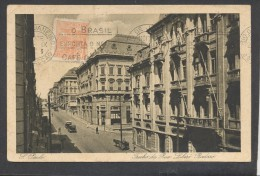 8951-SAO PAULO-TRECHO DA RUA LIBERO' BADARO'-1928-FP - São Paulo