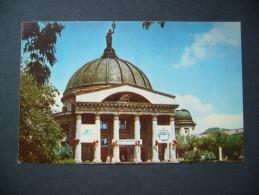 Russia: VOLGOGRAD -  Planetarium - Unused Small Format 1970 - Russie