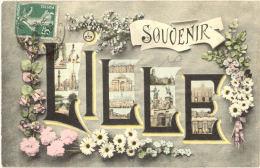 59/ CPA - Souvenir De Lille - Lille