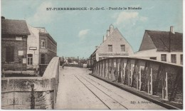 SAINT PIERREBROUCK  PONT DE LA BISTADE - France
