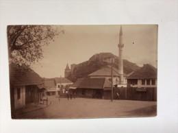 AK   KOSOVO  PRIZREN      Real Photo Pre-1904 - Kosovo
