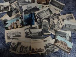Lot 100 Cartes Anciennes  Châteaux Type Drouille - Cartes Postales