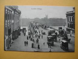 LONDON. Le Pont De Londres. - Other