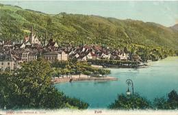 Suisse  ZUG - ZG Zoug