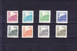 CN1-13 MICHEL # 230-237  MNH **. - 1949 - ... République Populaire