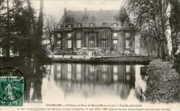 BAZEILLES - Château Et Parc De Montvillers - Façade Principale - - France
