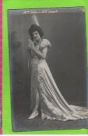 Ista, In 'Mmme Angot' Théatre Royal, Seconde Dugazon, 1908-1911 - Opéra