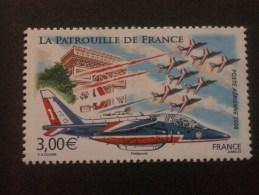 """FRANCE  Aérien  **  De  2008  """"    La  Patrouille De  France  """"     N° A 71   1 Val. - Posta Aerea"""