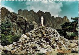 CORSE : Statue De Notre Dame Des Neiges Pélerinage Le 5 Août - Luoghi Santi