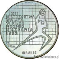 Polen 200 Zloty 1982 Proba - Polen