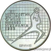 Polen 200 Zloty 1982 Proba - Polonia