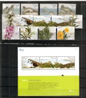 7335 Portugal Madeira Postfrisches Lot Tiere, Vögel Blumen - Madeira